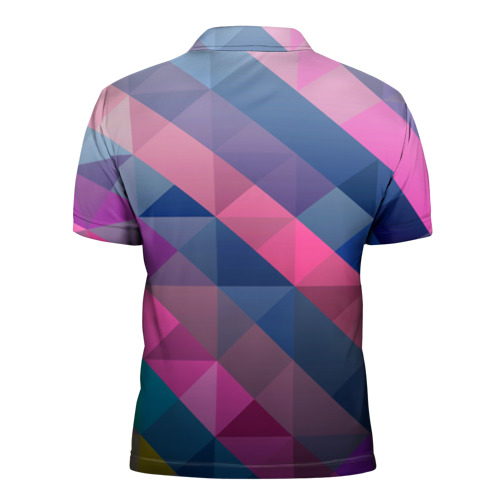 Мужская рубашка поло 3D  Фото 02, Trians 3