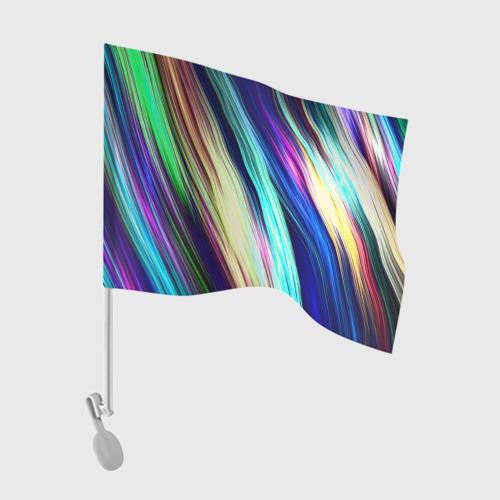 Флаг для автомобиля Волокна Фото 01