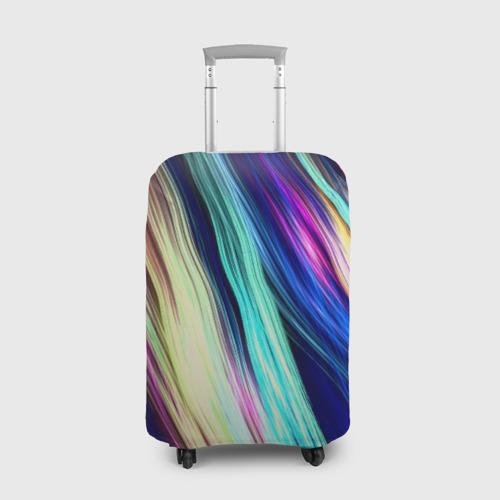 Чехол для чемодана 3D Волокна Фото 01