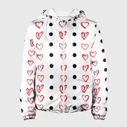 Сердца и точки