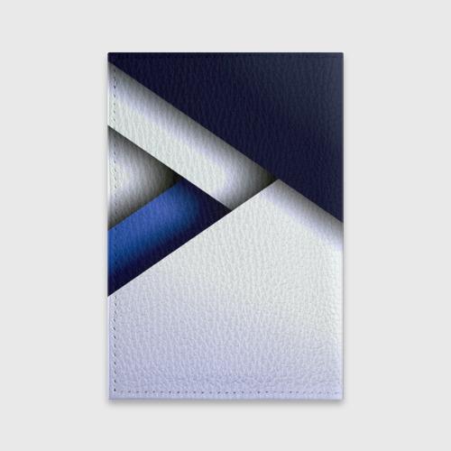 Обложка для паспорта матовая кожа  Фото 02, Geometria