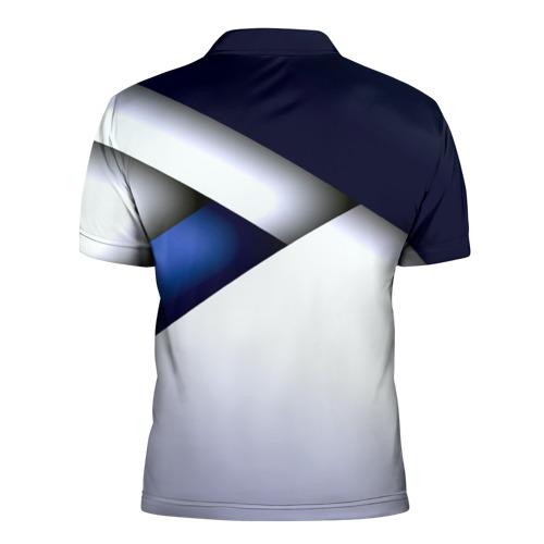 Мужская рубашка поло 3D  Фото 02, Geometria