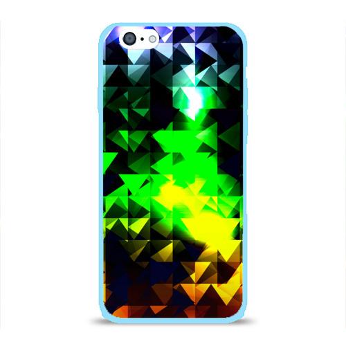 Чехол для Apple iPhone 6 силиконовый глянцевый  Фото 01, Сrystal