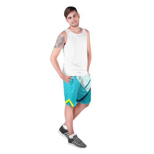 Мужские шорты 3D  Фото 03, Goog