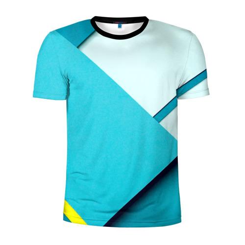 Мужская футболка 3D спортивная Goog