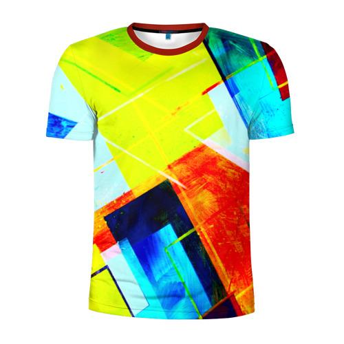 Мужская футболка 3D спортивная Renaissance