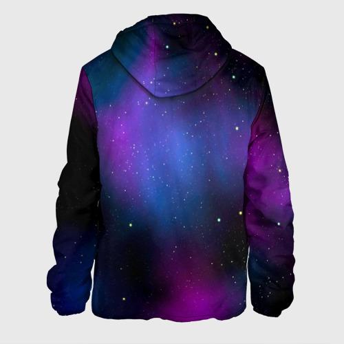 Мужская куртка 3D  Фото 02, Вселенная