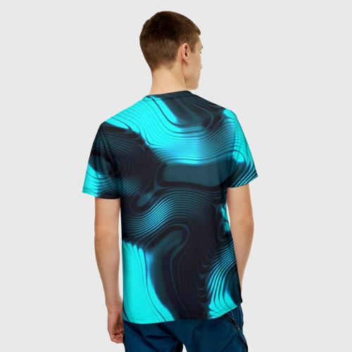 Мужская футболка 3D  Фото 02, Lullaby