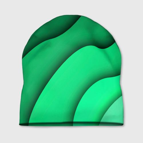 Шапка 3D