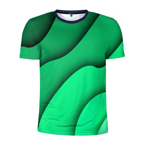 Мужская футболка 3D спортивная Hilarious