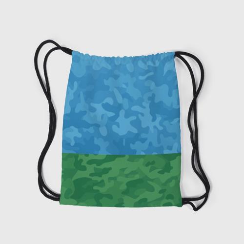Рюкзак-мешок 3D  Фото 05, ВДВ никто кроме нас