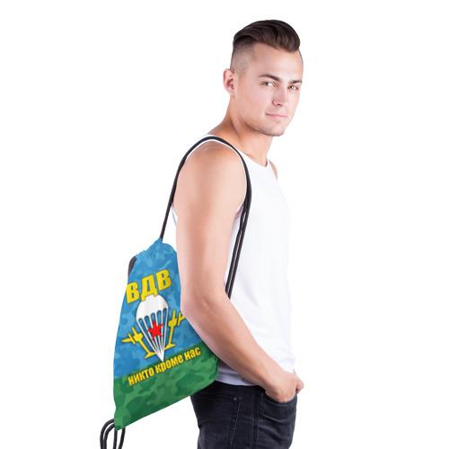 Рюкзак-мешок 3D  Фото 03, ВДВ никто кроме нас