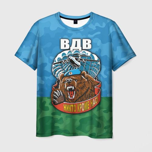 ВДВ медведь