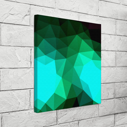 Холст квадратный  Фото 03, Абстракция