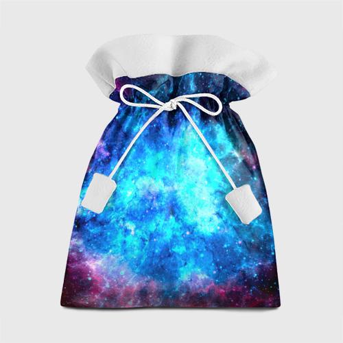 Подарочный 3D мешок Вселенная Фото 01