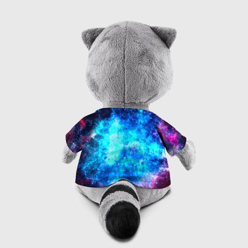 Енотик в футболке 3D Вселенная Фото 01