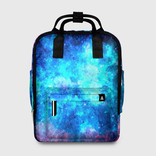 Женский рюкзак 3D Вселенная Фото 01
