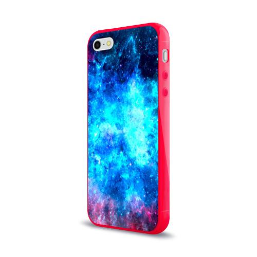Чехол для iPhone 5/5S глянцевый Вселенная Фото 01
