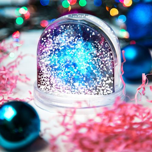 Снежный шар Вселенная Фото 01