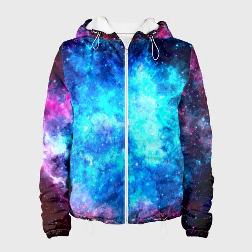 Женская куртка 3D Вселенная Фото 01