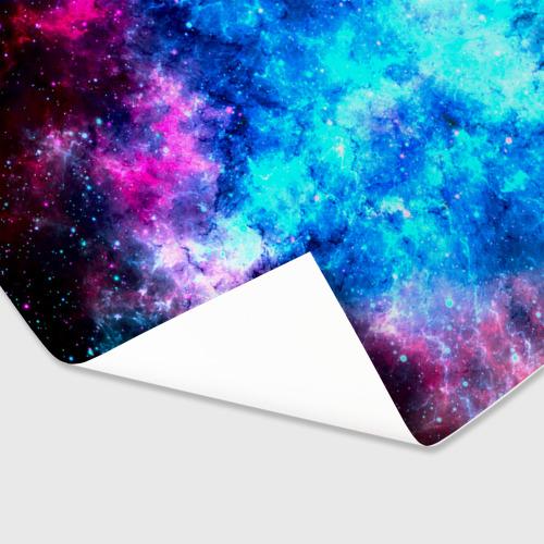 Бумага для упаковки 3D Вселенная Фото 01
