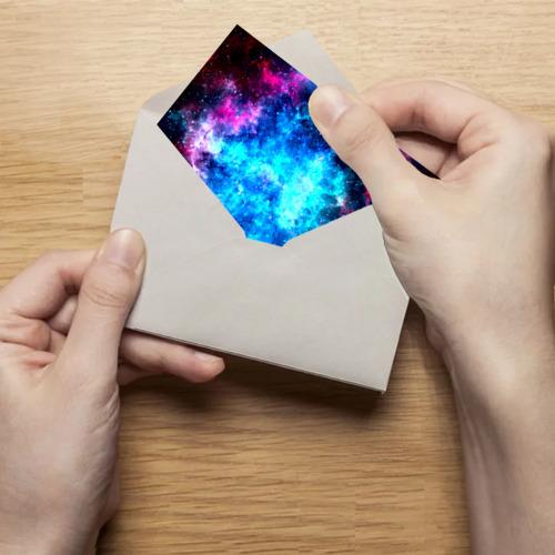 Поздравительная открытка Вселенная Фото 01