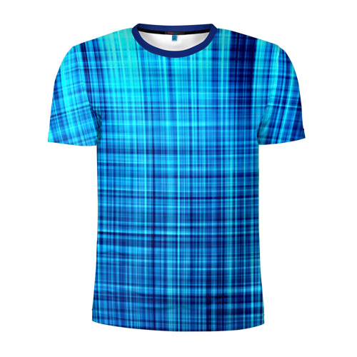 Мужская футболка 3D спортивная Свет