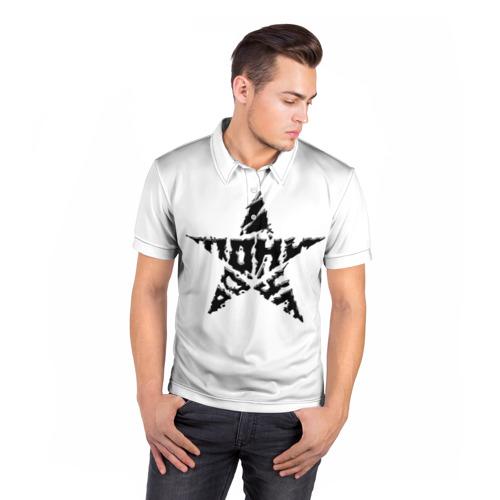 Мужская рубашка поло 3D  Фото 05, Тони Раут