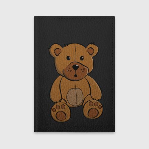 Обложка для автодокументов  Фото 01, Плюшевый медвежонок