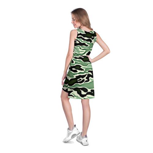 Платье-майка 3D  Фото 04, Камуфляж