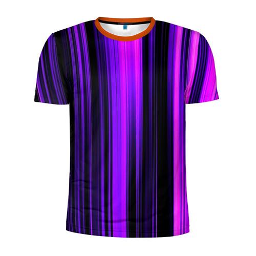 Мужская футболка 3D спортивная Disaster