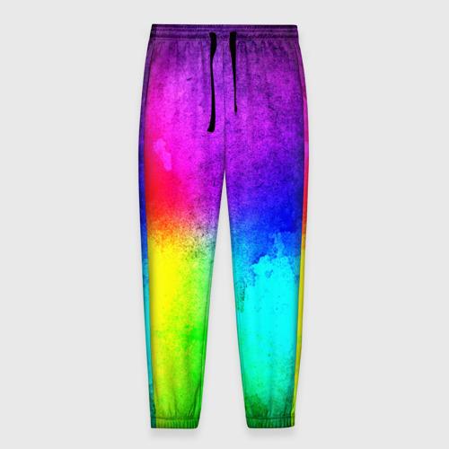 Мужские брюки 3D Краски Фото 01