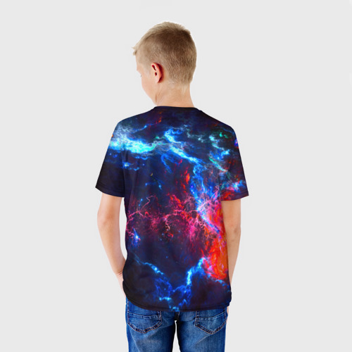 Детская футболка 3D Космос Фото 01