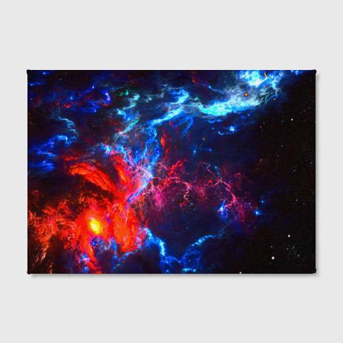 Холст прямоугольный Космос Фото 01