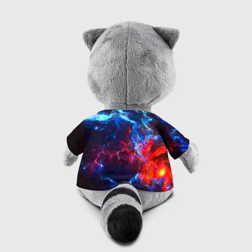Енотик в футболке 3D Космос Фото 01