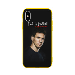 No.1 in football in the world