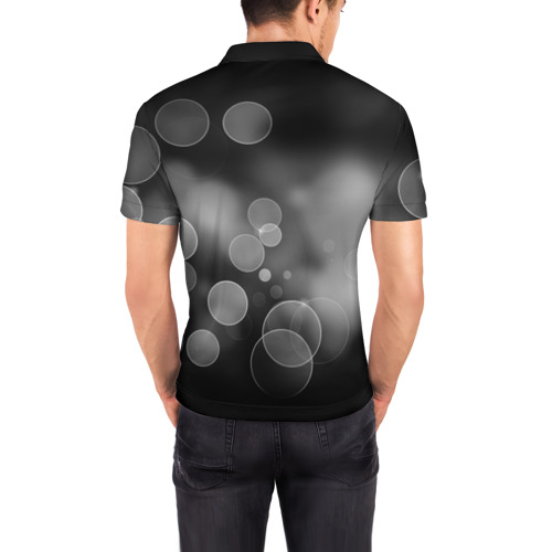 Мужская рубашка поло 3D  Фото 04, Месси (leo messi)