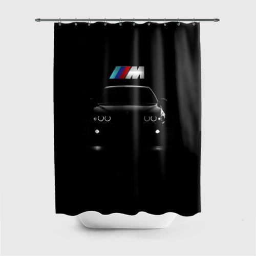 Штора для ванной BMW от Всемайки