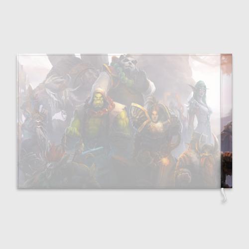 Флаг 3D  Фото 02, Герои Warcraft