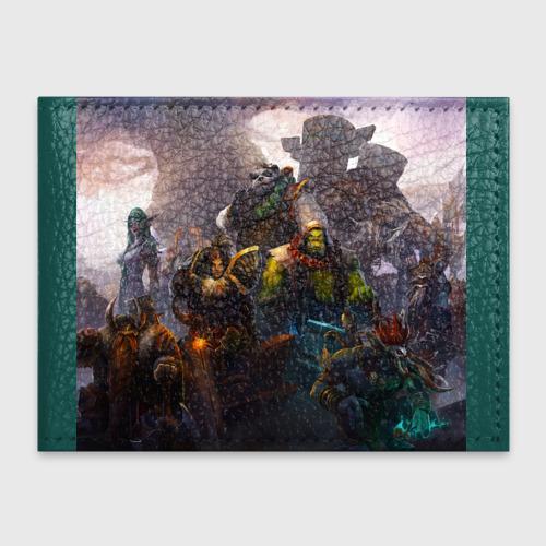 Обложка для студенческого билета Герои Warcraft  Фото 01
