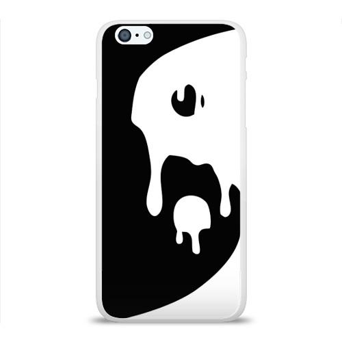 Чехол для Apple iPhone 6Plus/6SPlus силиконовый глянцевый  Фото 01, Инь Янь