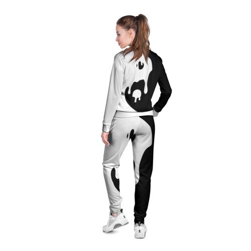 Женская олимпийка 3D  Фото 04, Инь Янь