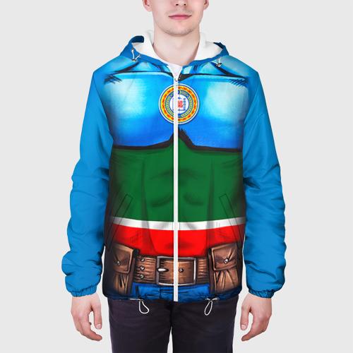 Мужская куртка 3D  Фото 04, Капитан Чечня