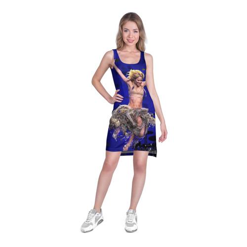Платье-майка 3D  Фото 03, Шакира