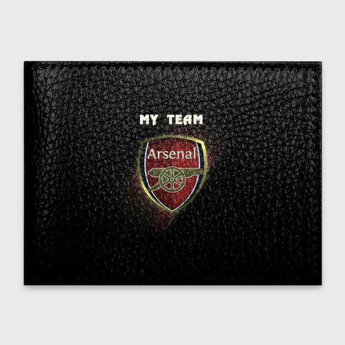 Обложка для студенческого билета  Фото 01, My team Arsenal