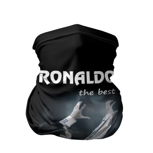 Бандана-труба 3D RONALDO the best