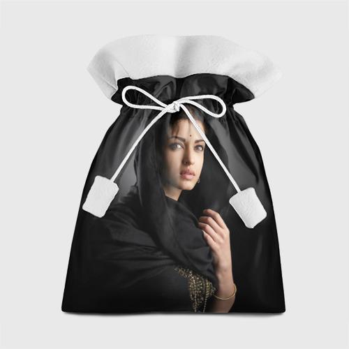 Подарочный 3D мешок Индусская девушка