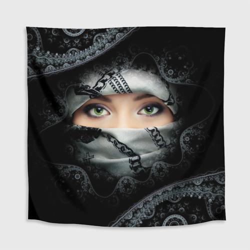 Скатерть 3D  Фото 02, Восточная девушка