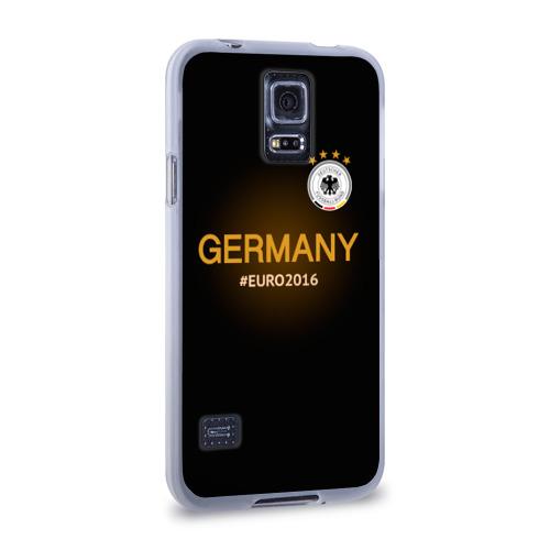 Чехол для Samsung Galaxy S5 силиконовый  Фото 02, Сборная Германии 2016