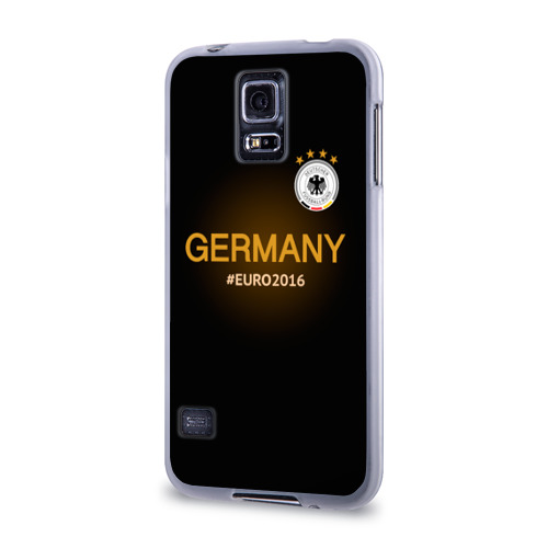 Чехол для Samsung Galaxy S5 силиконовый  Фото 03, Сборная Германии 2016